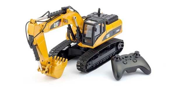 1/20スケール Cat330D L Hydraulic Excavator